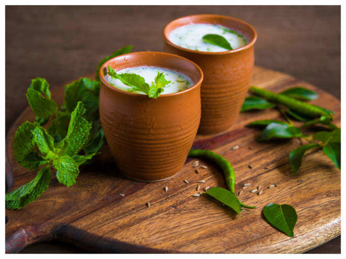 health benefits of buttermilk for kids in hindi