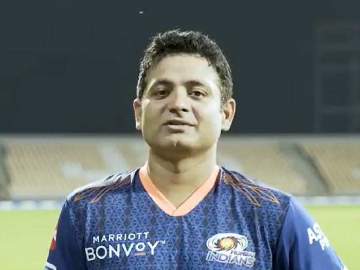 Piyush Chawla in Mumbai Indians