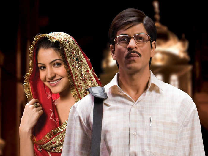 shahid kapoor vivah to anushka sharma rab ne bana di jodi movies which shows charming side of arranged marriage