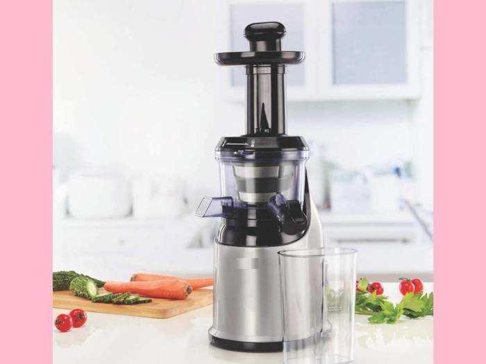 ऑर्डर करें ये Cold Press Juicer, घर पर बनाएं टेस्टी फ्रूट जूस