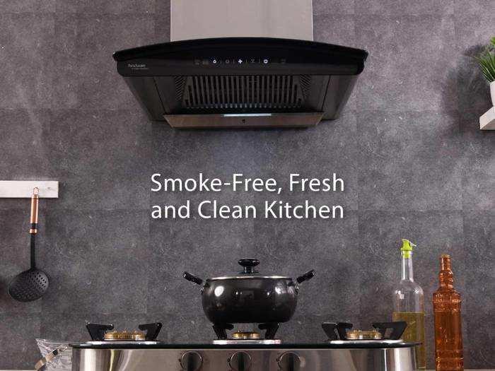 फ्रेश और स्मोक फ्री किचन के लिए Amazon से ऑर्डर करें ये Chimney, कीमत 5,495 रुपए से शुरू
