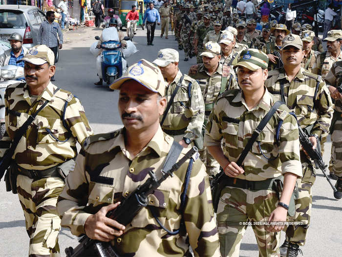 cisf security