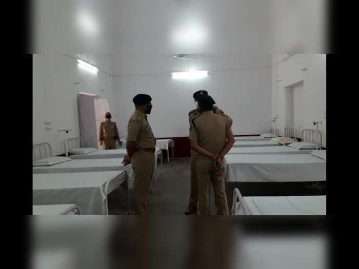 Meerut News: यूपी का पहला पुलिस कोविड अस्पताल मेरठ में बनकर तैयार, ये होंगी जरूरी सुविधाएं