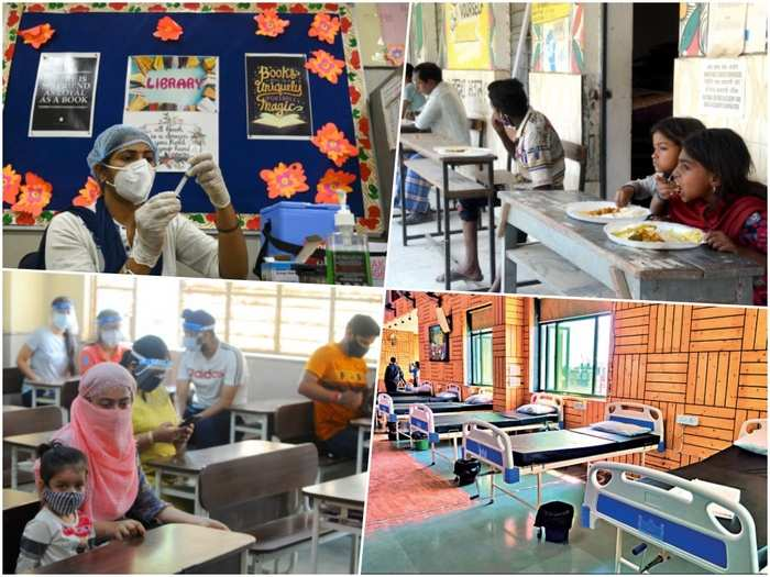 corona cases in india country school play news role during covid-19 pandemic second wave in india