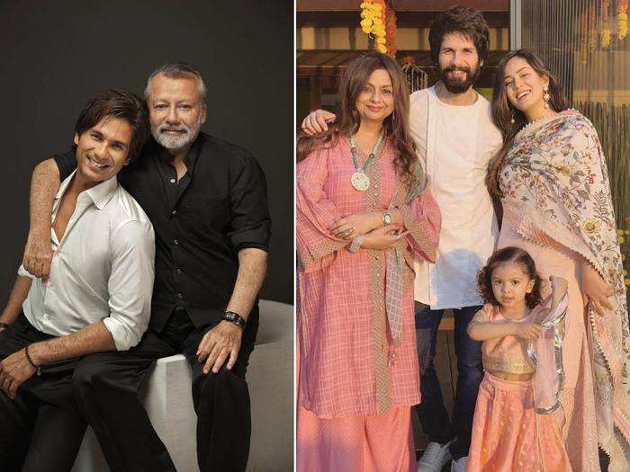 pankaj and i never had a home together shahid kapoor mom neliima azeem on her divorce with pankaj kapoor