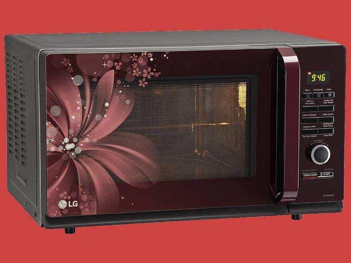Microwave Ovens : इस लॉकडाउन घर पर ही बनाएं केक और पिज्जा, जैसे टेस्टी डिश, डिस्काउंट पर खरीदें Microwave Oven