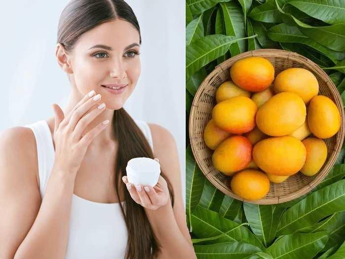 summer beauty tips sun tan removal mango facial mask in marathi