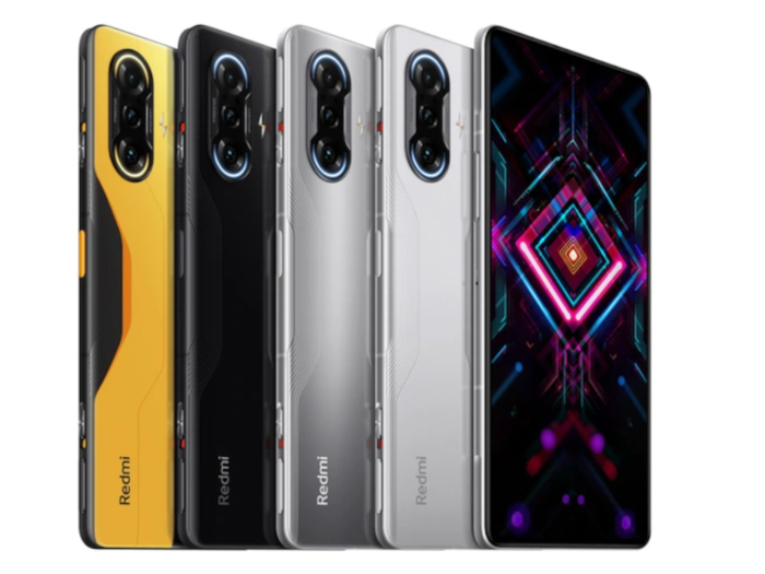 Poco F3 GT could be a rebadged Redmi K40 Game Enhanced Edition