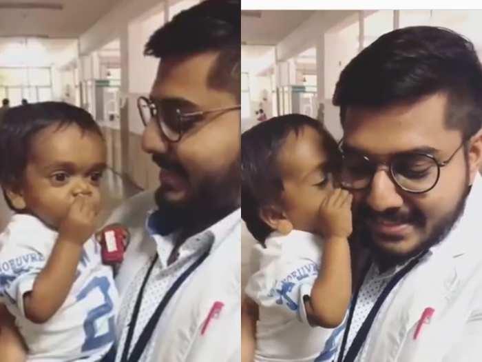Cute Video of baby