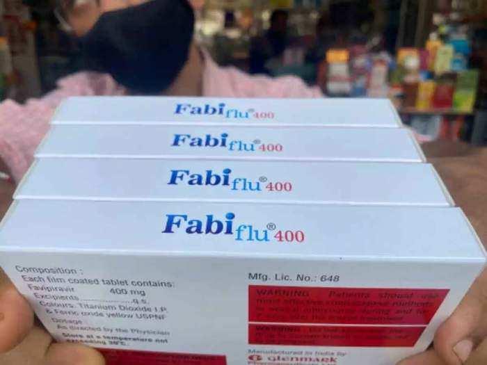 anti-viral drug favipiravir selling under fabiflu brand by glenmark pharma is now top-selling pharma brand