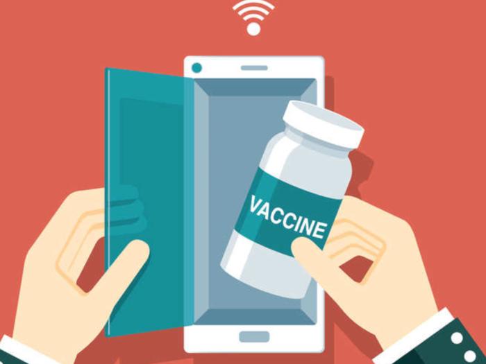 Fake COVID-19 Vaccine Registration Message