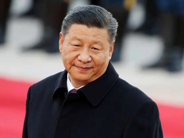 चीनी राष्ट्रपति शी जिनपिंग (फाइल फोटो)