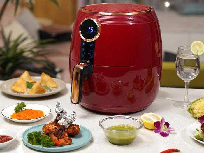 Air Fryer : टेस्टी और हेल्दी फ्राइड फूड खाना है तो खरीदें Air fryer, कीमत 4,595 रुपए