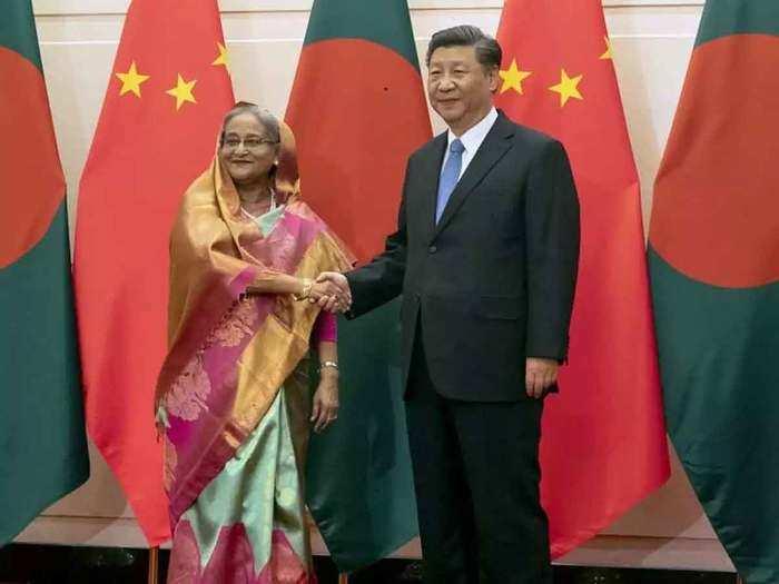 bangladesh china