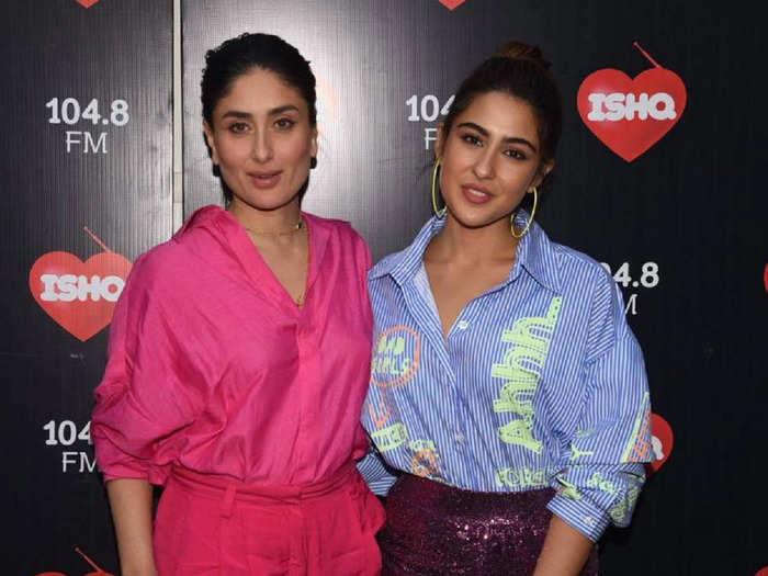 sara ali khan will never call kareena kapoor as her maa or mom the reason is sweet
