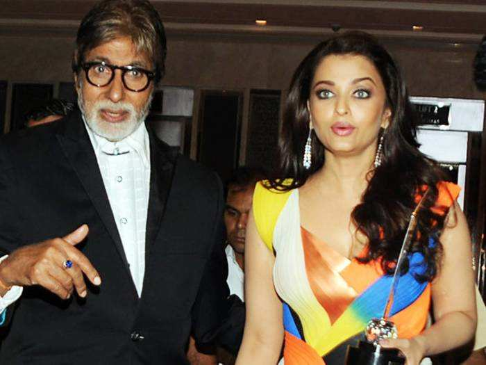 when amitabh bachchan told aishwarya rai to stop behaving like aaradhya and daughter-in-law funny behaviour