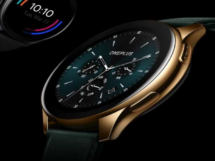 OnePlus Watch Cobalt Limited Edition Launch