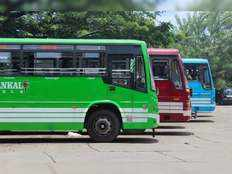 a kerala man stolen private bus to meet his wife and kids