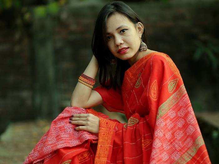 Saree: 76% की भारी छूट पर Amazon से खरीदें बनारसी सिल्क की ये Sarees