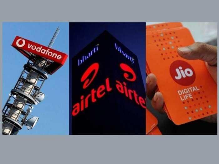 Jio Airtel Vodafone idea Trai Report February 1