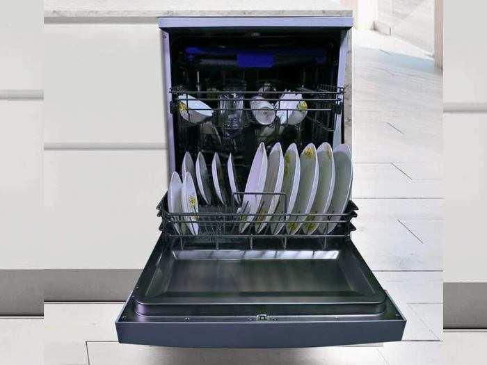 इन Dishwasher में धुलें बर्तन और मारें 99.9% बैक्टीरिया, डिस्काउंट पर उपलब्ध