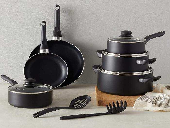 सिर्फ 1,269 रुपए में Amazon से खरीदें 8 पीस वाला ये नॉन स्टिक Cookware Set