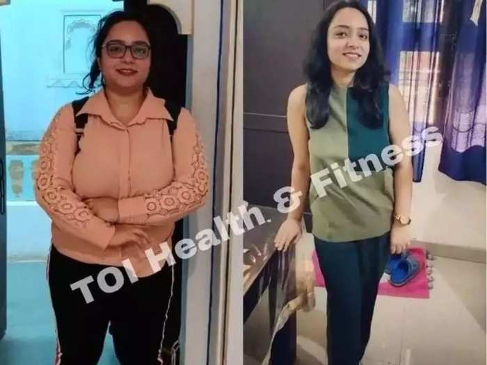 roshni kapoor lost 30 kilograms weight by following no sugar diet plan know her weight loss journey in marathi