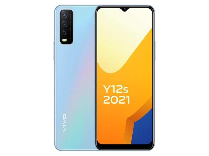 Vivo New Mobile Vivo Y12s 2021 Launch Price 1