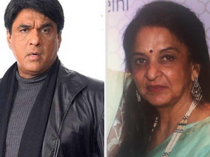 Mukesh Khanna And Kamal Kapoor