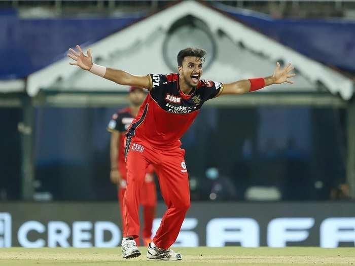 Harshal Patel IPL 2021 vs MI