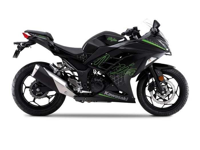 2021 Kawasaki Ninja 300 का इंतजार अब होगा खत्म, भारत में शुरू हुई डिलीवरी