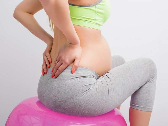 causes of back labour in hindi