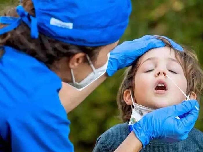 Coronavirus-in-children