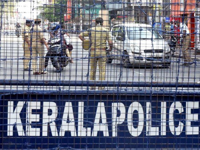 Kerala Police Mumbai Mirror
