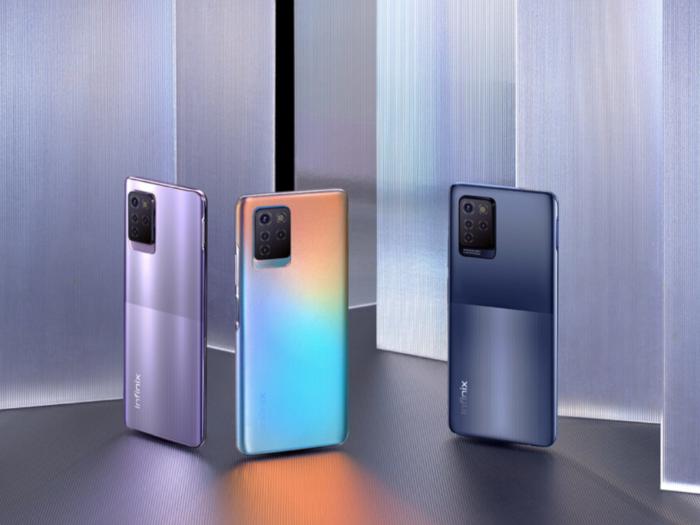 Infinix Note 10, Note 10 Pro, Note 10 Pro NFC