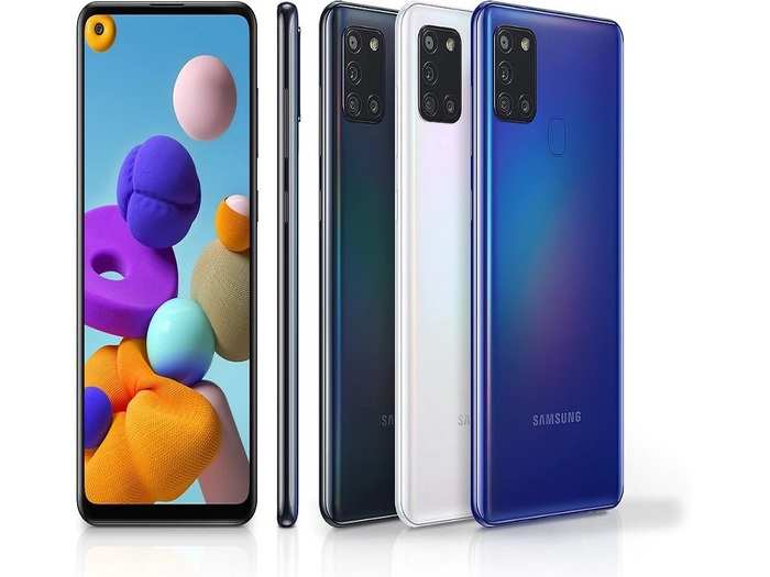 Samsung Galaxy A22s 5G specifications details