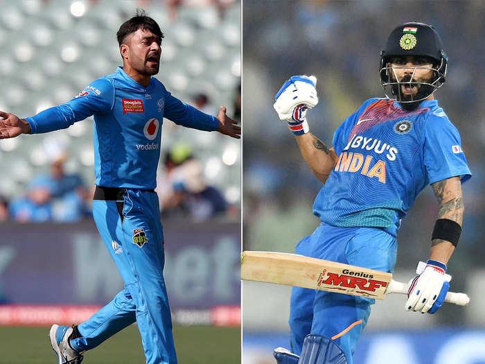 happy eid ul fitr 2021: virat kohli rashid khan to dwayne bravo cricketers wishes eid mubarak 2021