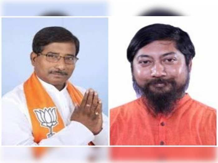 West Bengal bjp MLA resign