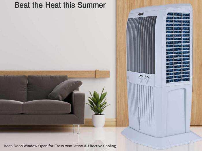 मल्टी स्टेज एयर प्यूरीफिकेशन फिल्टर वाले Air Cooler पर 41% तक का डिस्काउंट