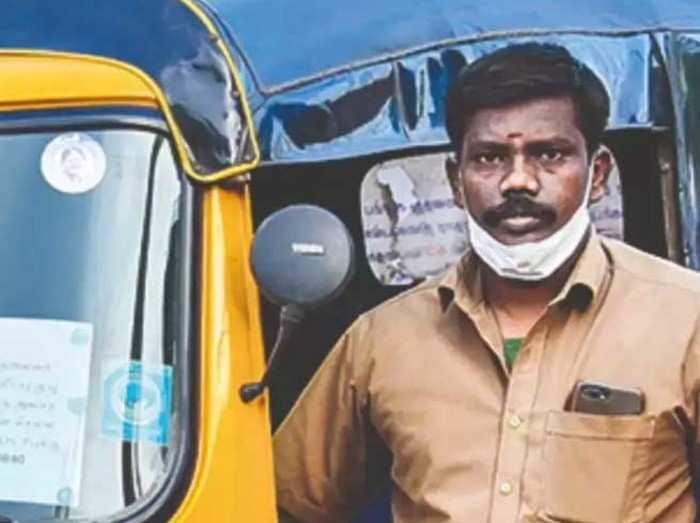 Madurai Auto Driver Gururaj