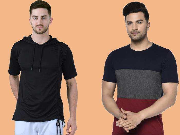 T-Shirts: कम दाम में खरीदें स्टाइलिश और कॉटन फैब्रिक वाले T-Shirts, सिर्फ Mensxp से