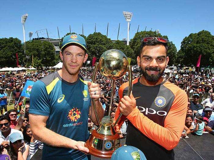 भारत भटकाता है ध्यान: आलोचनाओं के बाद ऑस्ट्रेलियाई कप्तान टिम पेन का यू टर्न, अब दी सफाई