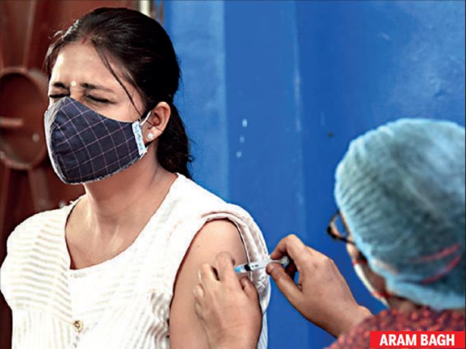 corona vaccine delhi