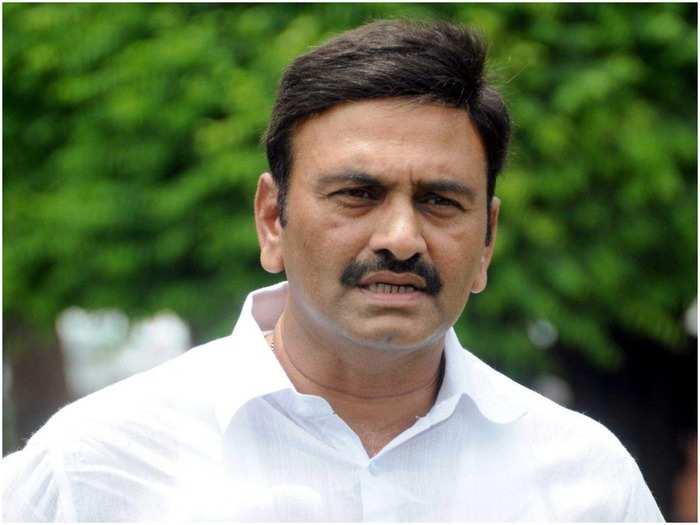 YSRCP MP Raghu Rama Krishna Raju