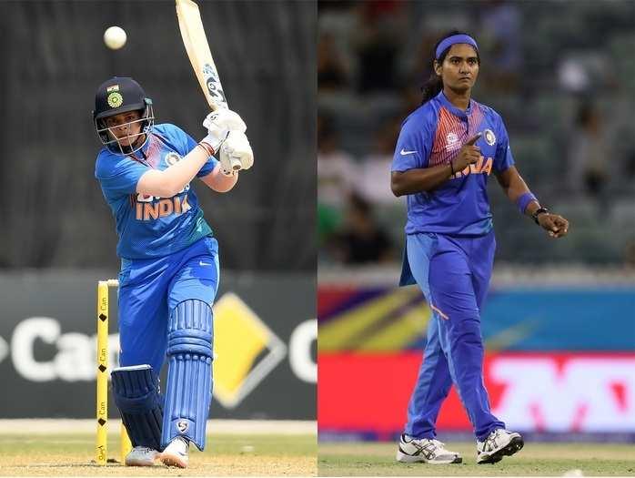 India womens team