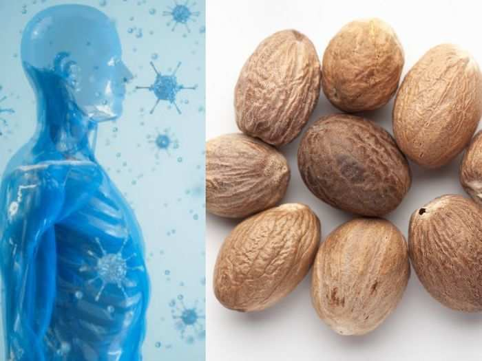 boost your immune system with jaiphal know nutmeg health benefits