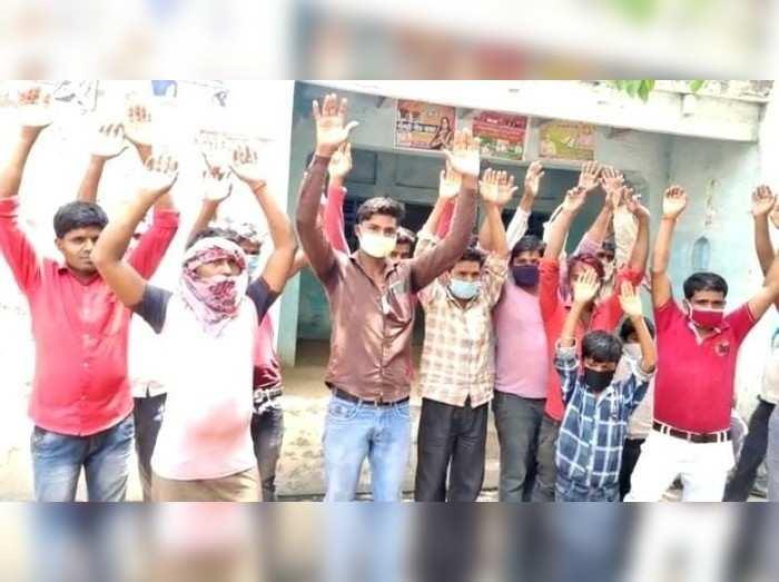 Aligarh Village Corona News: अलीगढ़ के बुढ़ारी बुजुर्ग गांव में 24 घंटे में 4 लोगों की मौत, ग्रामीण में दहशत, स्वास्थ्य विभाग की नहीं पहुंची टीम