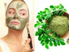 benefits and uses of moringa powder for face and hair