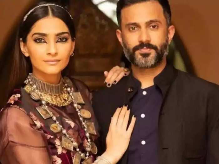 sonam kapoor failed to impress fans with white colour ghagra dress designed by anamika khanna in marathi