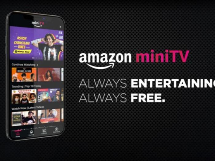 amazon mini tv